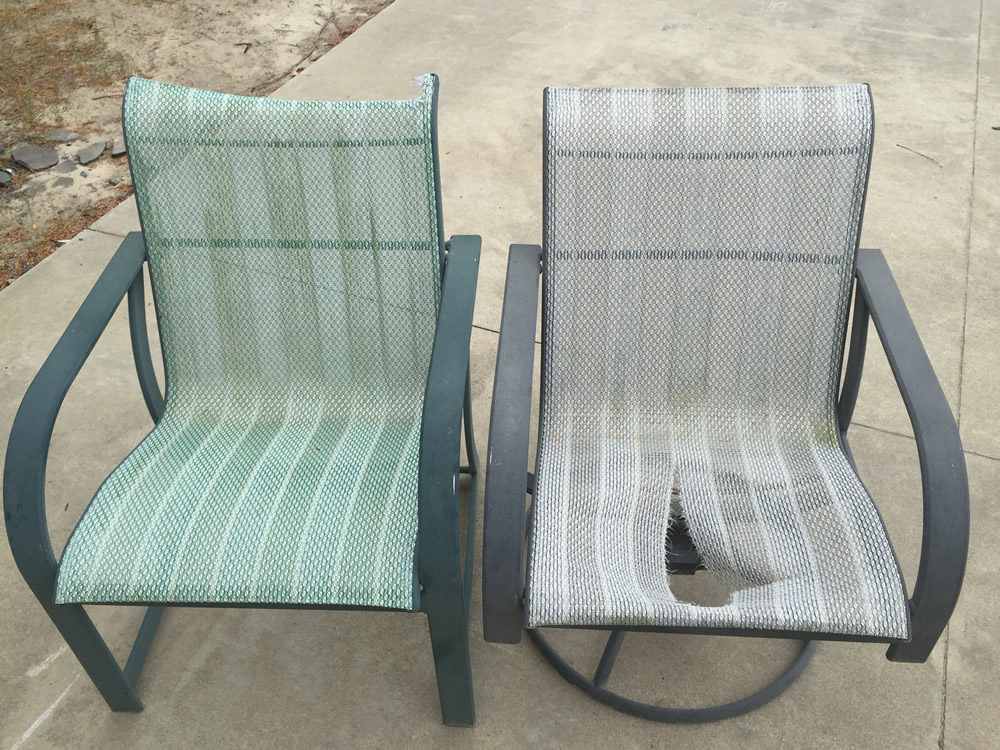 NC Patio Furniture Repair